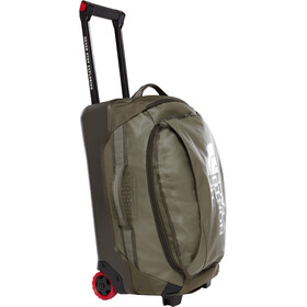 The North Face Rolling Thunder 22 Rullattava Matkalaukku 40L, new taupe green combo